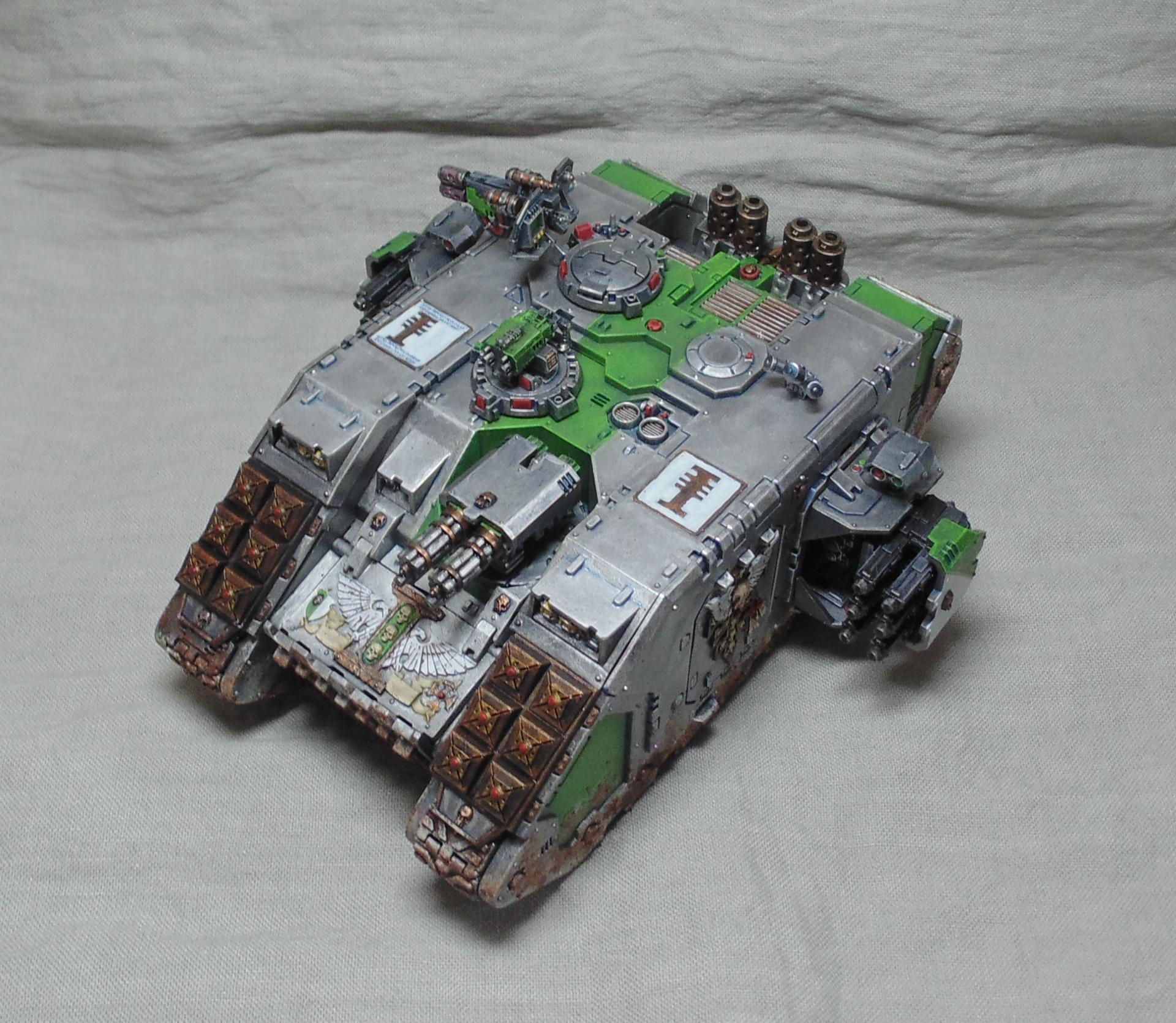 Land Raider 1.1 par Nilval