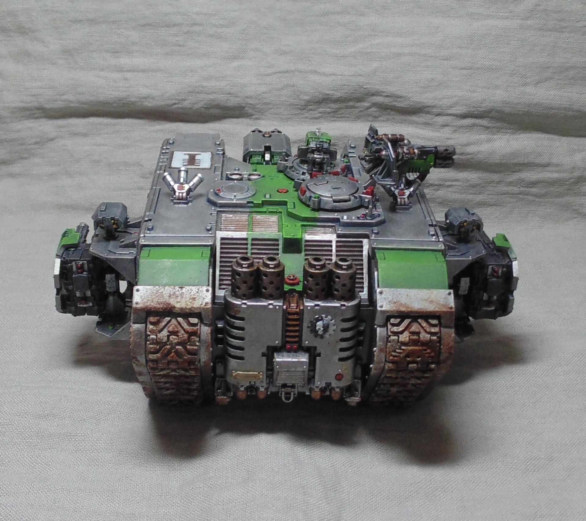 Land Raider 1.2 par Nilval