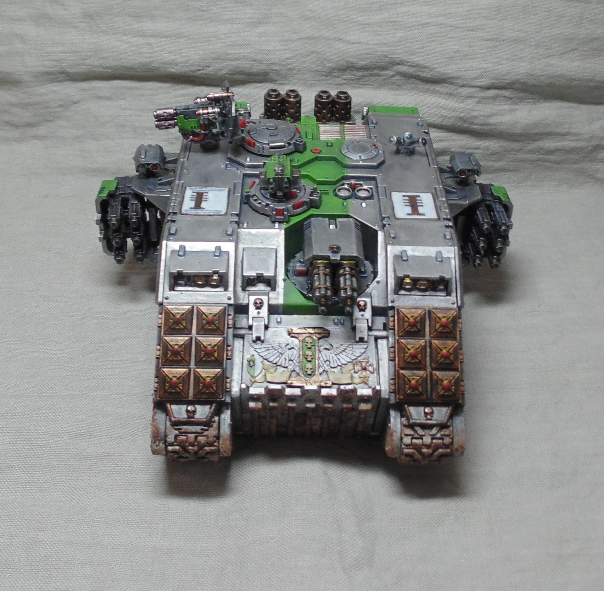 Land Raider 1.4 par Nilval