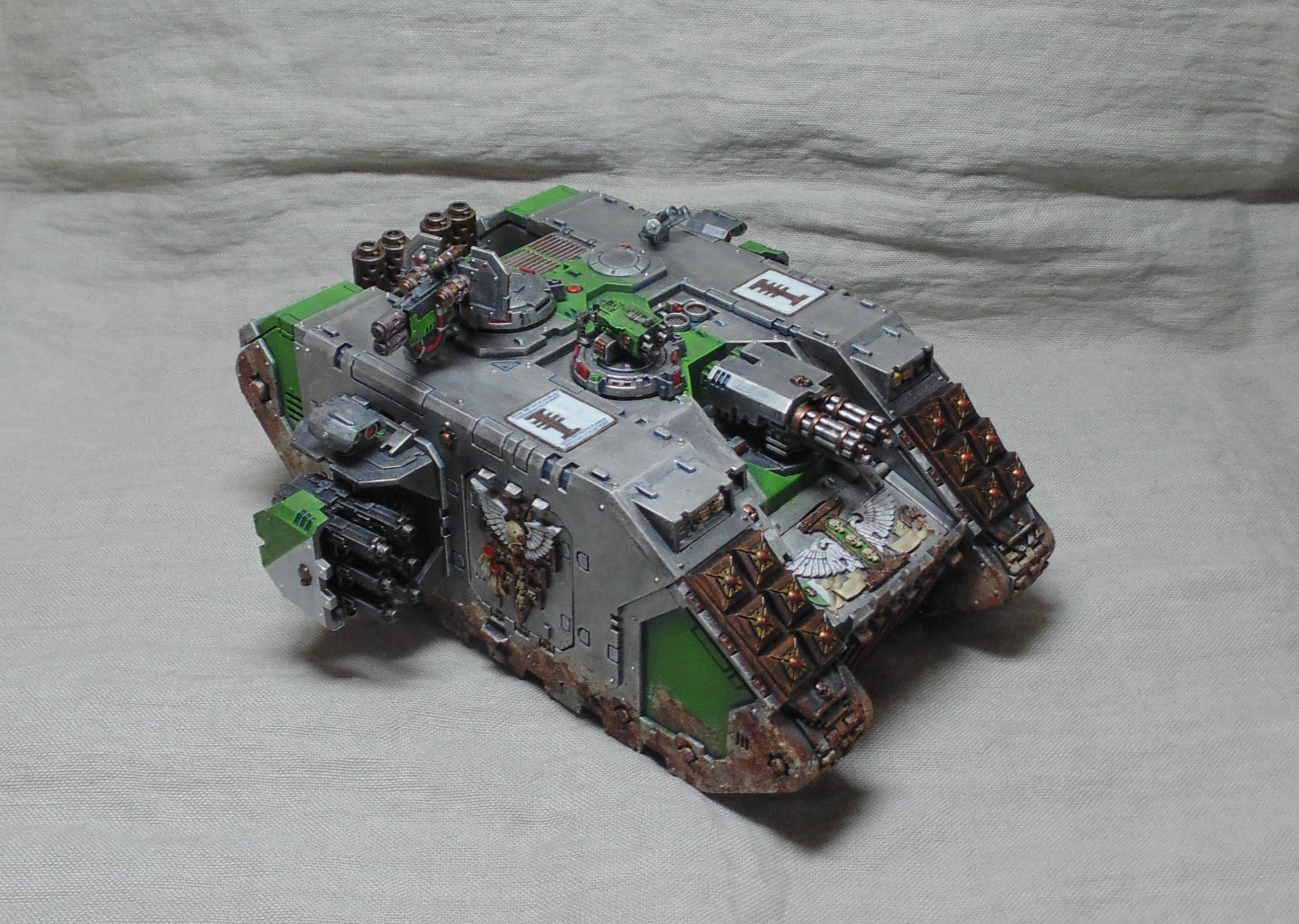 Land Raider 1.6 par Nilval