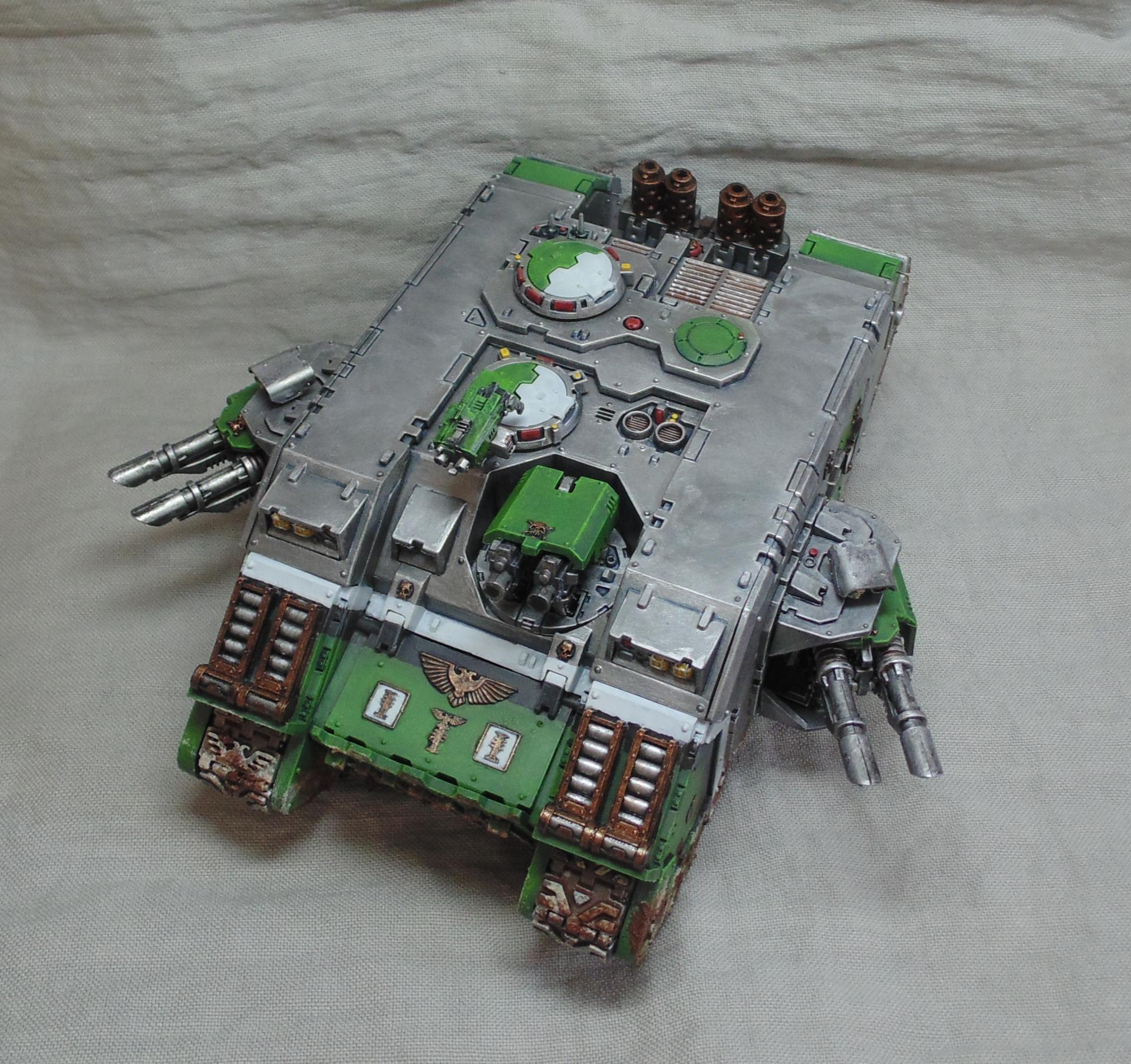 Land raider 3.1 par Nilval