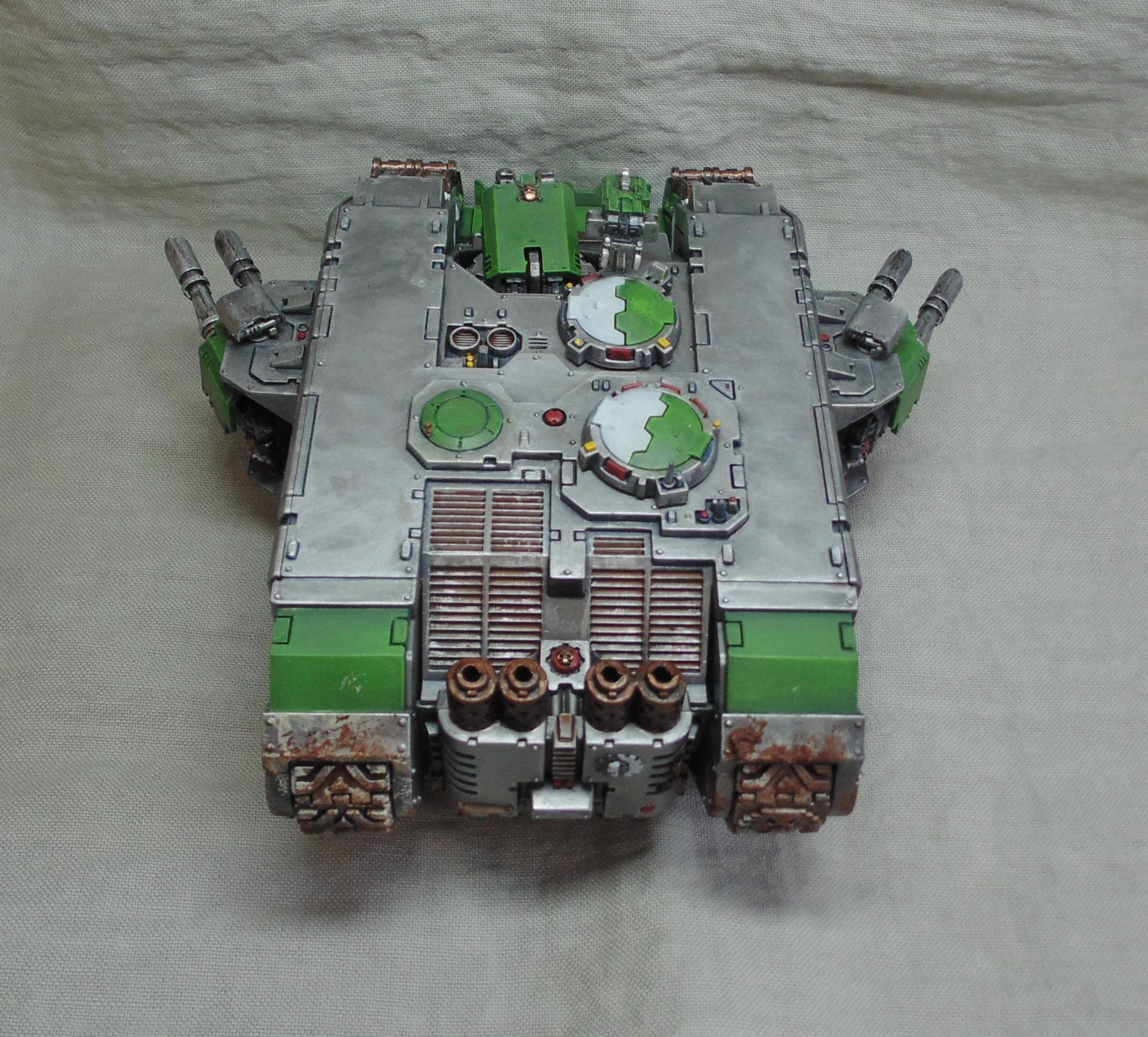 Land raider 3.2 par Nilval