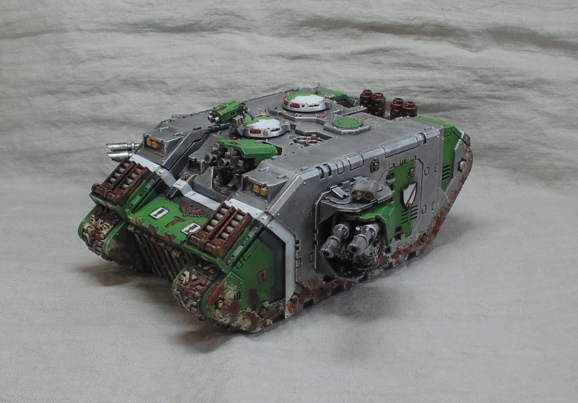 Land raider 3.5 par Nilval